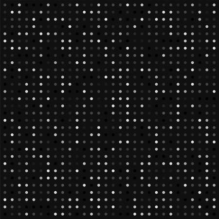 dotted background: abstract seamless dotted background Illustration