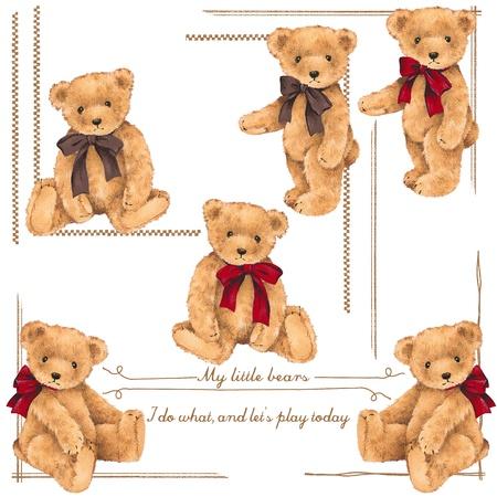 bear  Reklamní fotografie