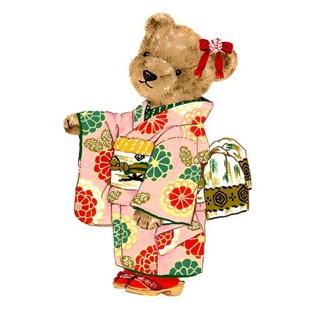 guiltless: little pretty bear