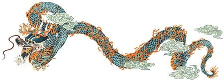 dragon fly: A Japanesque dragon