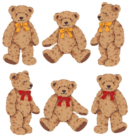 guiltless:  little pretty bear  Stock Photo