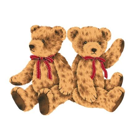 amiability:  pretty bear  Stock Photo