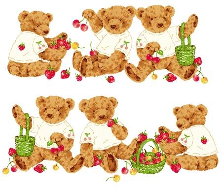 whim:  pretty bear  Stock Photo