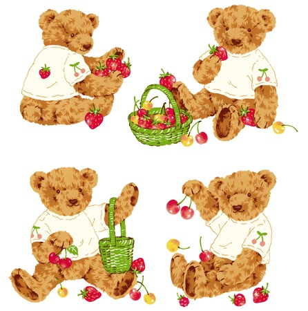 pretty bear  Stock Photo - 18127033