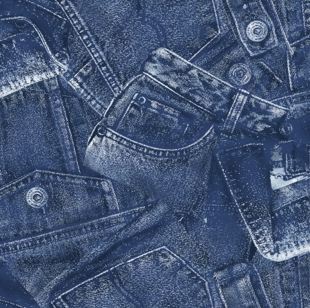Denim, Stock Photo - 21234413