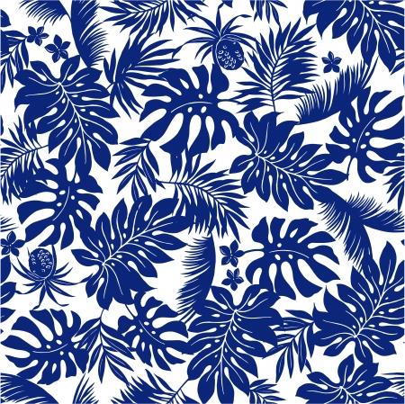 leaf pattern: tropical leaf