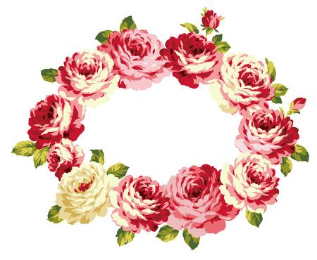 splinter: decoration of  rose