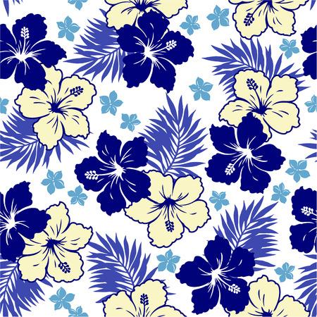 plante design: mod�le d'Hibiscus