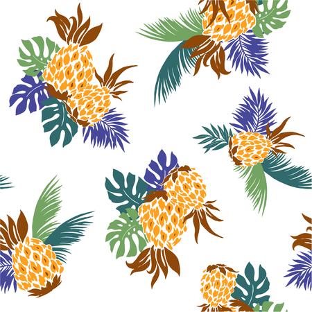 パイナップル、