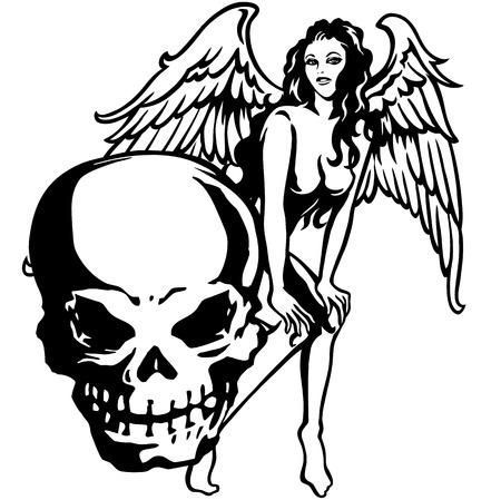 セクシーな天使