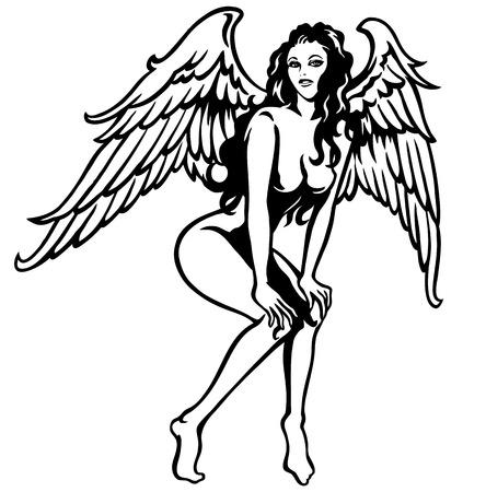 sexy Engel