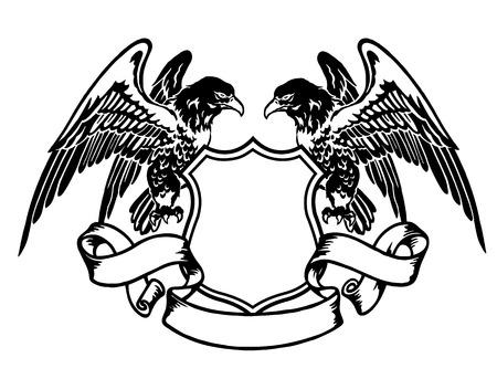 embleem van de adelaar