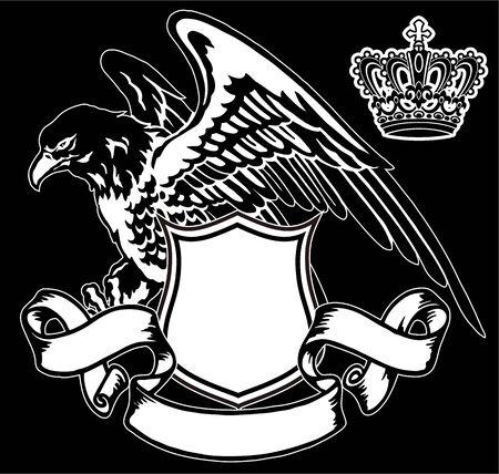 イーグルの紋章