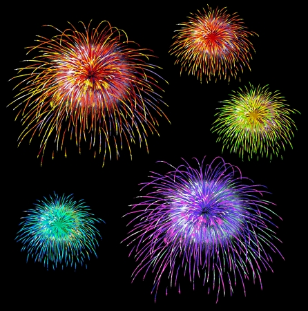 fire works: Fireworks