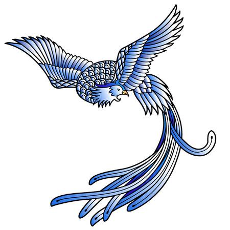 omen: Chinese phoenix