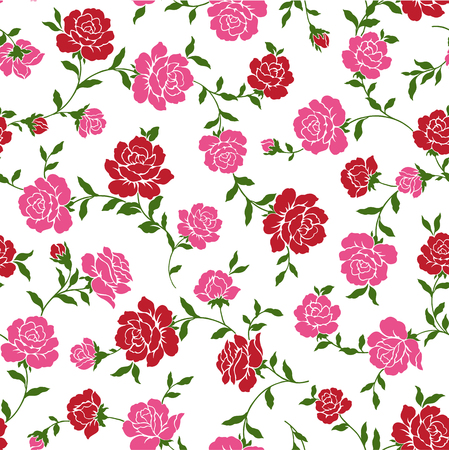 naturally: pattern of the rose