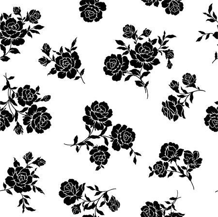 pattern of the rose