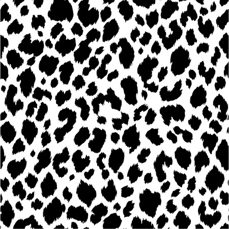 animal texture: panther pattern