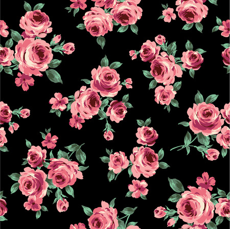rose: pattern of the rose