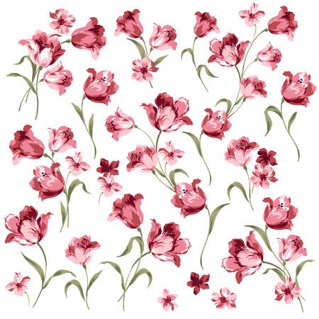 Flower material  版權商用圖片