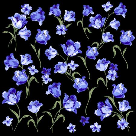 cutwork:  Flower material  Stock Photo