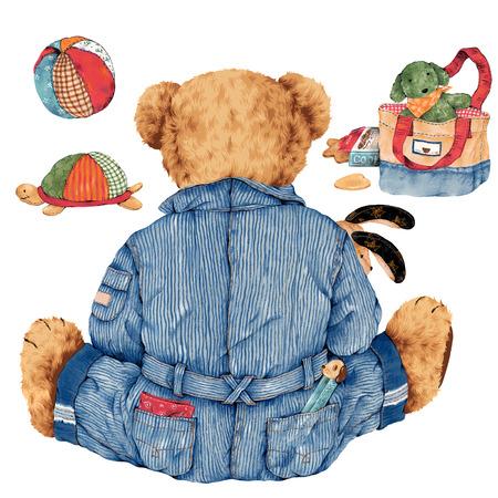 amabilidad: oso encantador