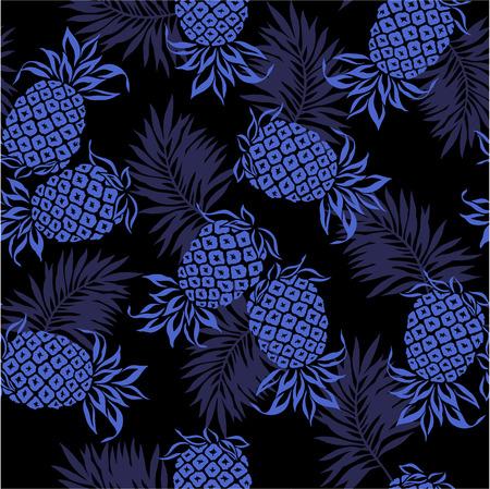 pattern of pineapple,