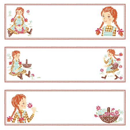 simple purity flowers: Anne of Green Gables,