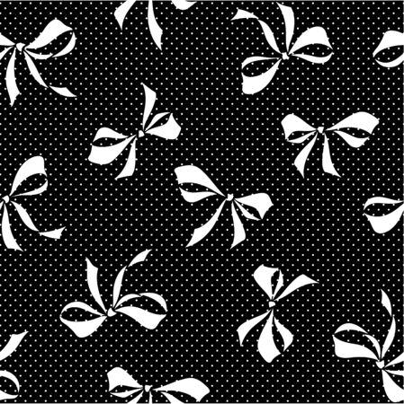 pattern of ribbon,  イラスト・ベクター素材