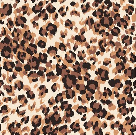 animal print: panther pattern