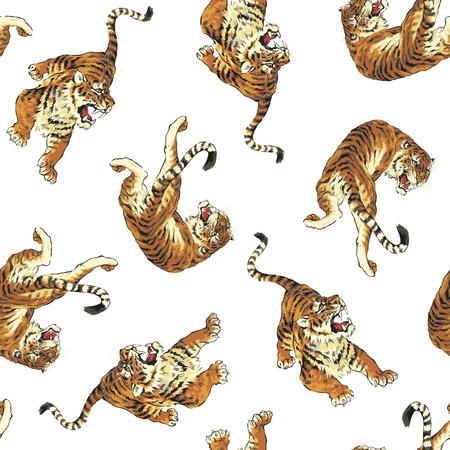 タイガー パターン