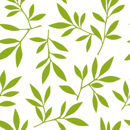葉のパターン