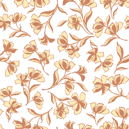 Flower pattern Stock Illustratie