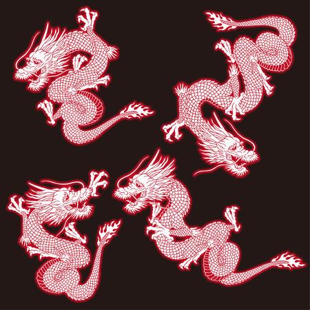 berserk: Japanese dragon