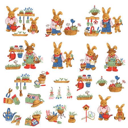 lovely: lovely rabbit