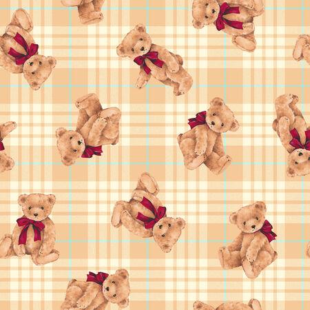 amabilidad: Patrón de oso