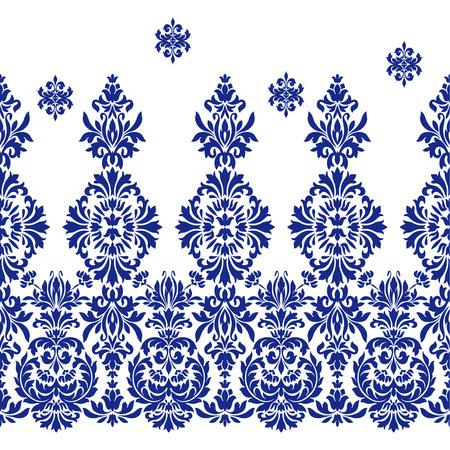 Ornament pattern  イラスト・ベクター素材