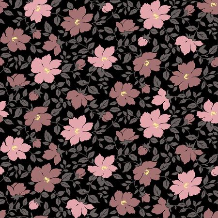 Flower pattern Vettoriali