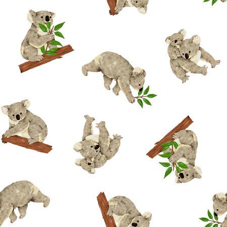 amabilidad: Patrón Koala