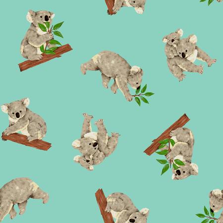 Koala pattern