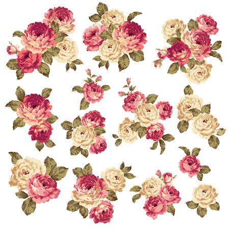 Illustration rose