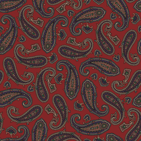 pattern paisley Illustration