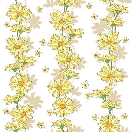 rnart: Flower pattern Illustration