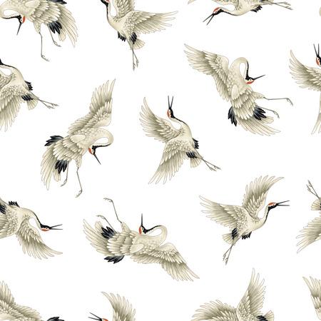 Japanese crane Reklamní fotografie