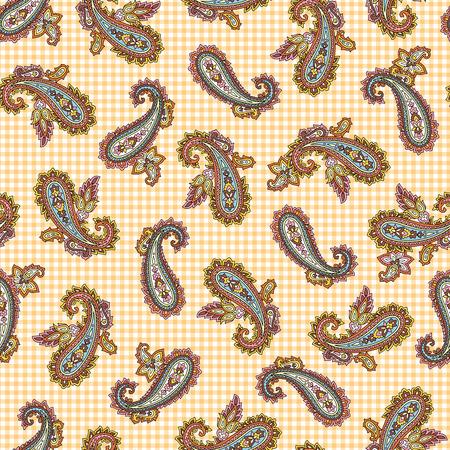 Paisley Muster  Standard-Bild - 38775166