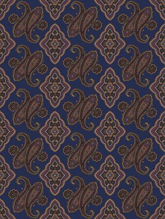 basic: Paisley basic pattern