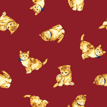 whim: Cat pattern