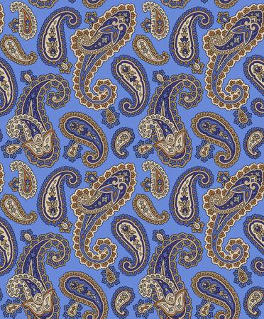 paisley seamless pattern: Paisley pattern