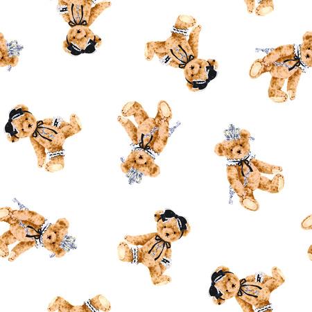 amiability: Bear pattern