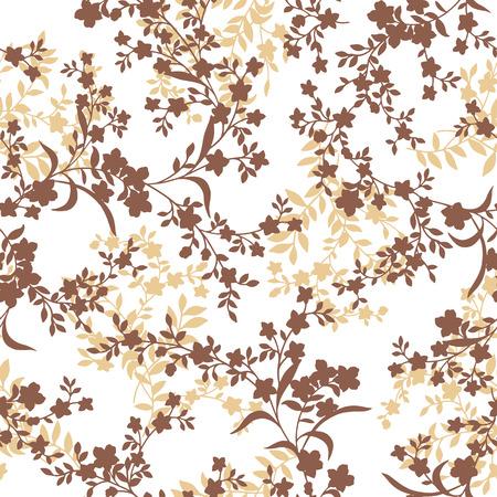 resplendent: flower pattern